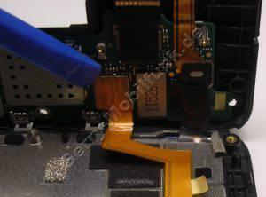 Frontkamera Microsoft Lumia 640