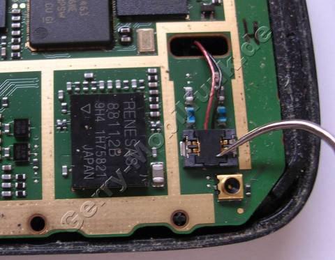 Vibrationsmotor Nokia 2630