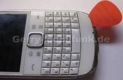 Abdeckung, Label Nokia E6-00