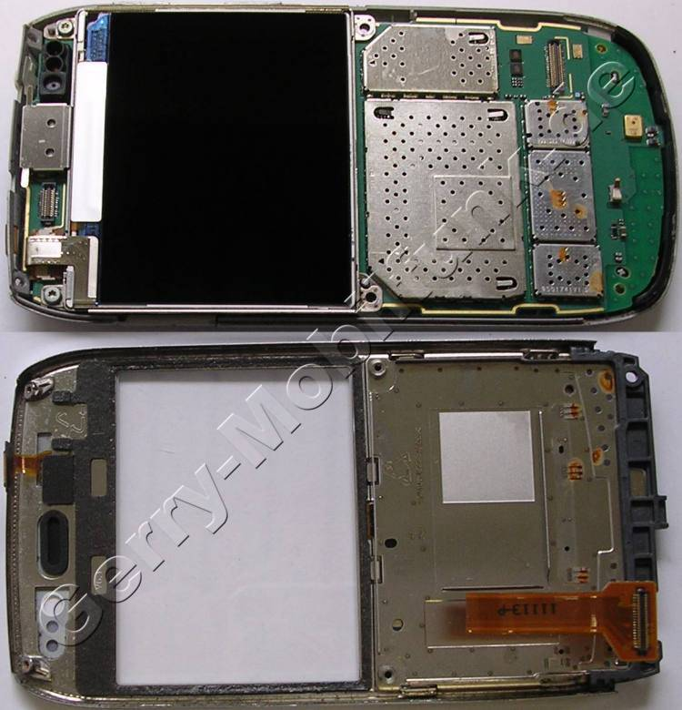 Oberschale, A-Cover Nokia E6-00