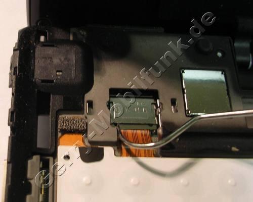 Sicherungsbelch Tastatur-Konnektor Handyersatzteil