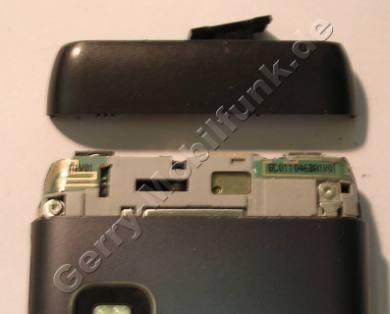 Obere Abdeckung mit HDMI-Verschluß Handyersatzteil