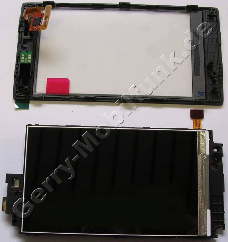 Displayscheibe, Touchpanel Nokia Lumia 520