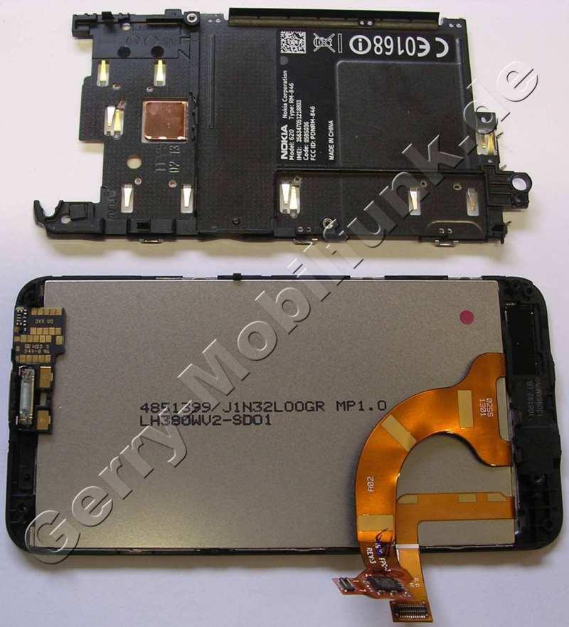 Unterschale Nokia Lumia 620