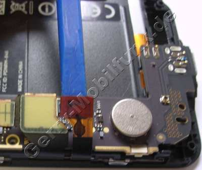 Touchpanel- Digitizer Konnektor Lumia 620