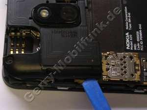 Antennenabdeckung Lumia 620