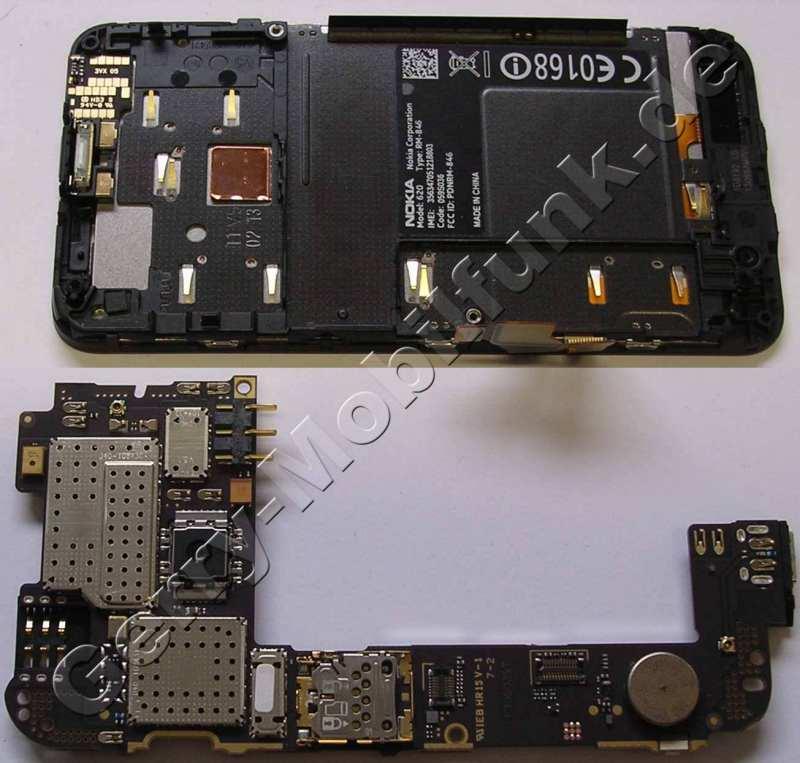 Gehäuserahmen Nokia Lumia 620