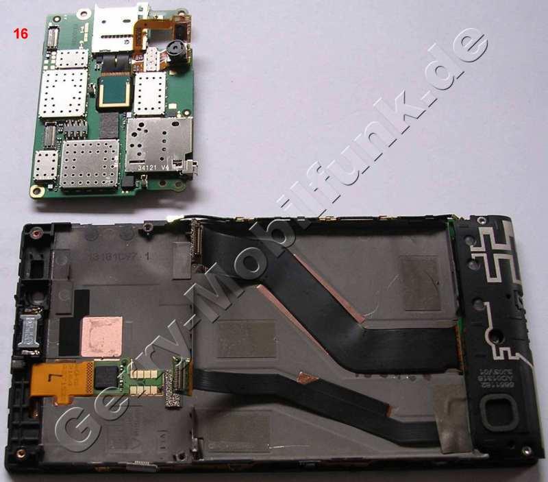 Displaymodul Lumia 720