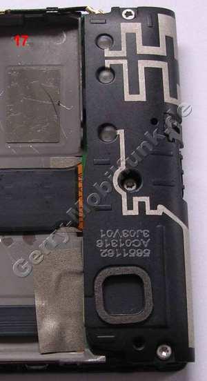 Antenne Nokia Lumia 720