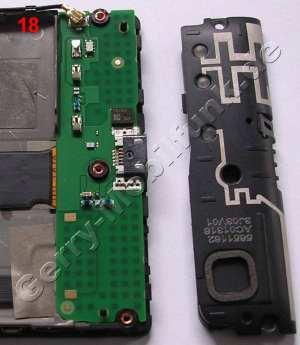 Touchpanel, Digitizer Nokia Lumia 720