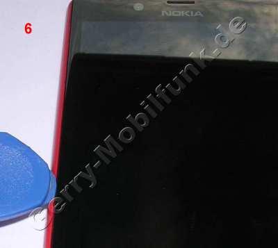 Abdeckung Nokia Lumia 720