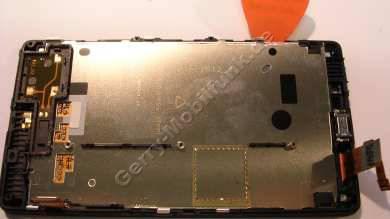 Oberschale/Scheibe Nokia Lumia 820