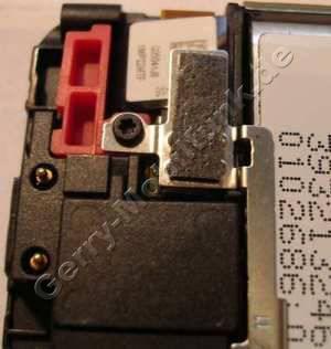 Befestigung Akku Nokia Lumia 920