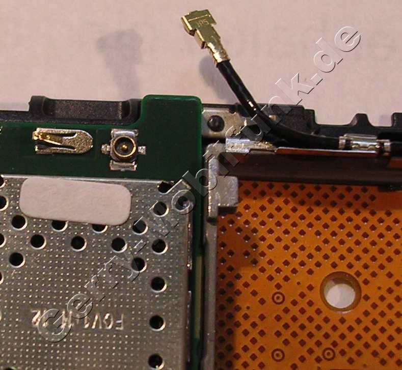 Konnektor Antennenkabel Nokia Lumia 920