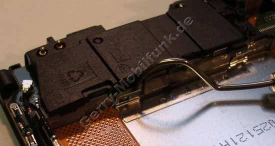Befestigung Nokia Lumia 920