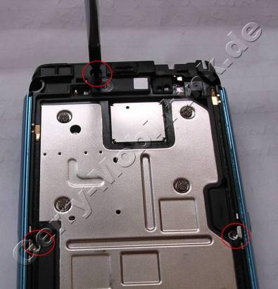 Unterschale Nokia N8