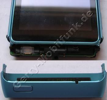 Untere Abdeckung Nokia N8