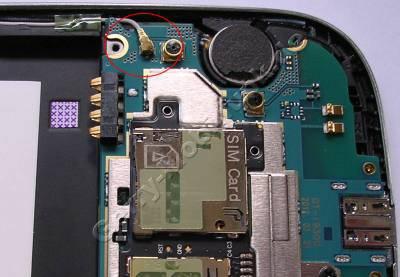 Antennenkabel Samsung GT-i9300 Galaxy S3