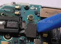 Konnektor Headsetbuchse Samsung GT-i9500 Galaxy S4