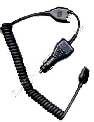 Kfz-Ladekabel mit Antennenadapter für AEG 9050 (Autoladekabel)