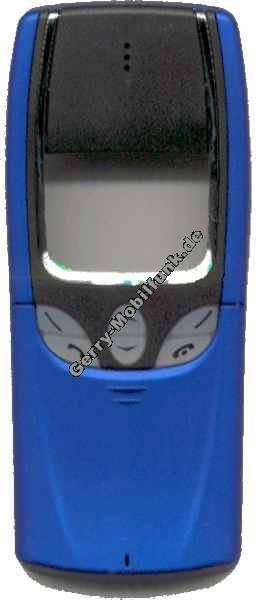 Oberschale für Nokia 8210 Schieber(8850Design) titanblau Zubehöroberschale nicht original (cover)