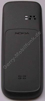 Akkufachdeckel schwarz Nokia 101 original Batteriefachdeckel phantom black