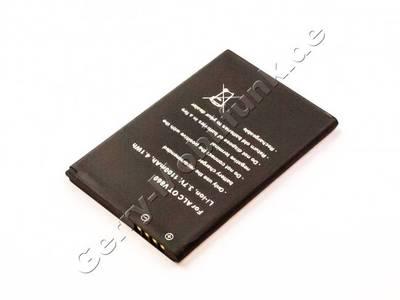 Akku Alcatel OT V860, Li-ion, 3,7V, 1100mAh, 4,1Wh
