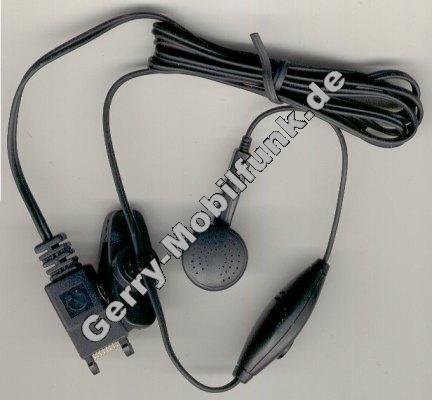 Headset Ericsson mit Annahmetaste A2618s R310s R320s R380 R380e R380s R520m T28s T29 T39m T20 T20s T20e T68 T68m T68i  T65 T66 T100 T200 T230 T300 T310 T600 T610 T630 R600 P800 P900 K700i S700 F500i Z600