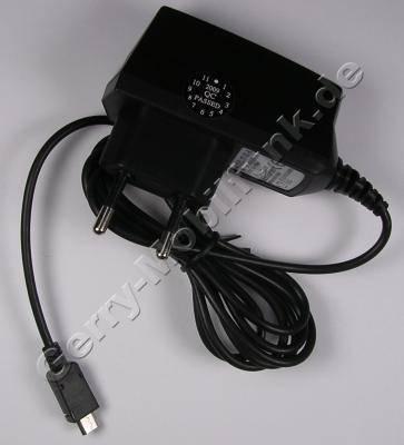 Stecker-Netzteil BlackBerry Curve 8900 Reiseladekabel