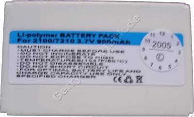 Akku Nokia 7210i Li-polymer 900mAh  6,3mm Akku vom Markenhersteller mit 12 Monaten Garantie, nicht original Nokia