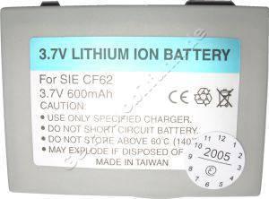 Akku Siemens C65 LiIon 750mAh 2,8Wh 3,7Volt