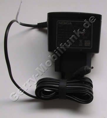 AC-3E Reiseschnelladekabel original Nokia 3250 (Stecker-Netzteil Reiselader Ladekabel)