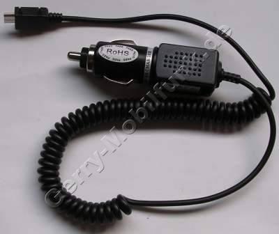 Kfz-Ladekabel für BlackBerry Storm 2 9520 (Autoladekabel) 12Volt und 24Volt