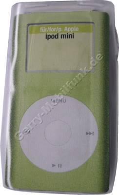 Kondomtasche für Apple iPod Mini exclusiv invisible case transparent , unauffälliger und effektiver Schutz für Ihr Handy