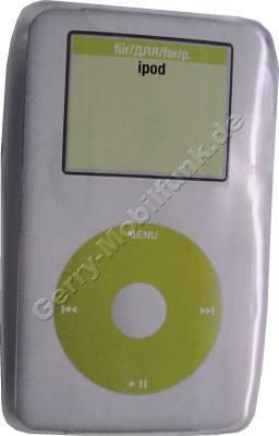 Kondomtasche für Apple iPod 4G exclusiv invisible case transparent , unauffälliger und effektiver Schutz für Ihr Handy