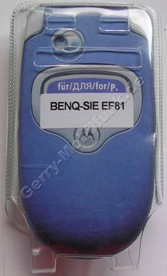 Kondomtasche für BenQ-Siemens EF81 exclusiv invisible case transparent , unauffälliger und effektiver Schutz für Ihr Handy