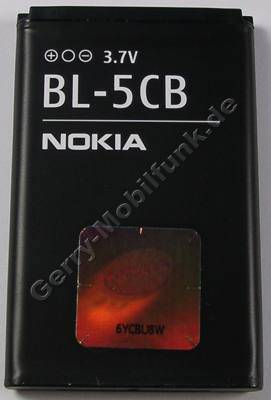 BL-5CB original Akku Nokia NGage 800mAh
