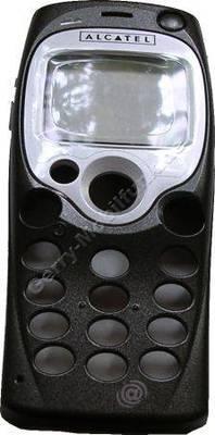 Oberschale original Alcatel 501 dunkel grau (cover) incl. Lautsprecher