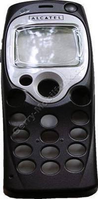 Oberschale original Alcatel 501 grauschwarz (cover) incl. Lautsprecher