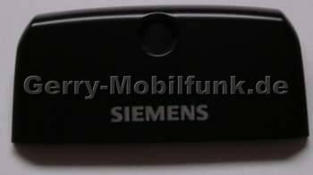 Hintere Gehäuseabdeckung schwarz BenQ-Siemens SXG75 Cover