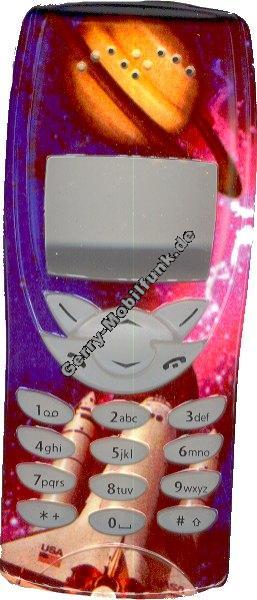 Oberschale für Nokia 8210 Spaceshutle Zubehöroberschale nicht original (cover)