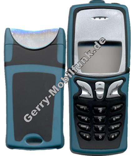 Oberschale für Nokia 8210 look 5210 hellblau inkl. Akkufachdeckel Zubehöroberschale nicht original (cover)
