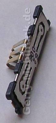 Seitlicher Taster 3polig BenQ-Siemens S68 Original