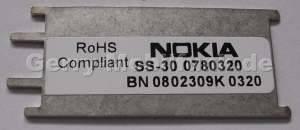 SS-30 Kamera Werkzeug Nokia 6101 Camera Removal Tool, zum ausbauen der Kamera