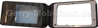 Schanier/Gelenk Nokia 6170 incl. Oberschale für großes Display und Tastatur, Magnet