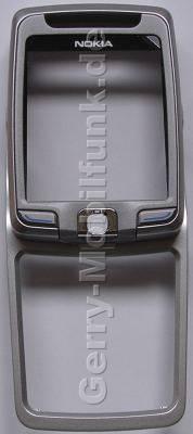 Oberschale Nokia E70 original incl. Menütasten und Displayscheibe