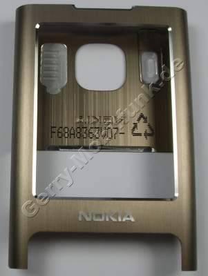 Oberschale bronze braun Nokia 6500 Classic original A-Cover