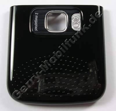 Antennenabdeckung schwarz Nokia 5320 music original Abdeckung der Antenne, Rückencover, obere Schale auf der Rückseite