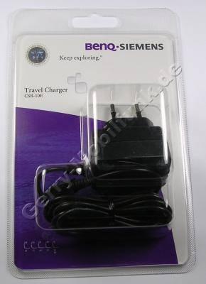 Reiselader BenQ-Siemens CF61 CSB-10E / ETC-160 original Benq Stecker-Netzteil 100-240 Volt