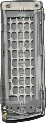Schanier mit Gehäuseträger, mittelteil des Gehäuses incl. Antenne, Menutaste und Antennekabel für 9210 9210i